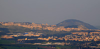 Nazareth from Mt. Carmel